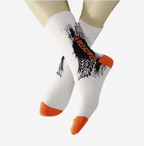 Chaussettes de sport personnalisées