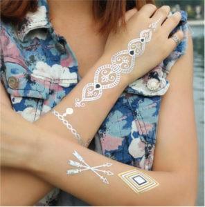 tatouages temporaires personnalisés